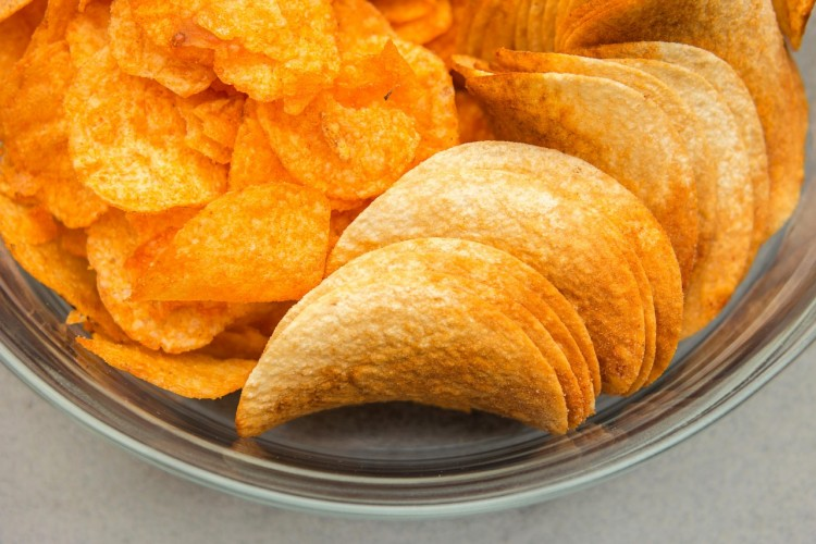 Top 10 Snack Foods Consumed in America - Chips