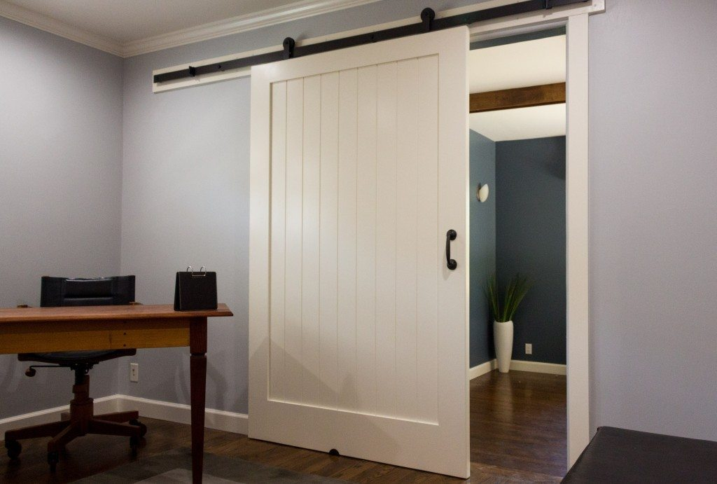 Sliding Barn Door Header