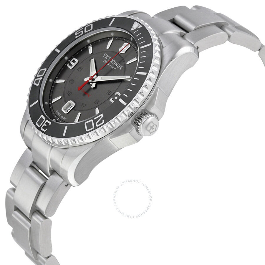 Victorinox Swiss Army Maverick Mechanical Grey Dial