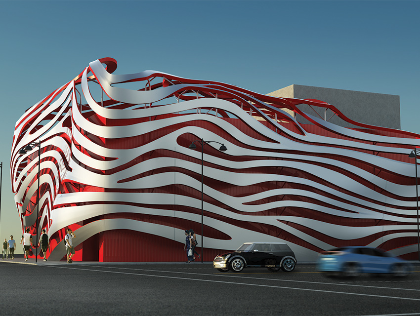 The New Petersen Automotive Museum Is Getting Ready To