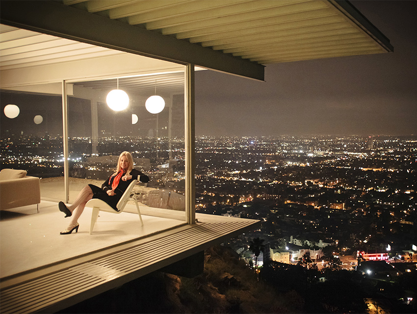 We Grew Up In Case Study House 22 Los Angeles Magazine