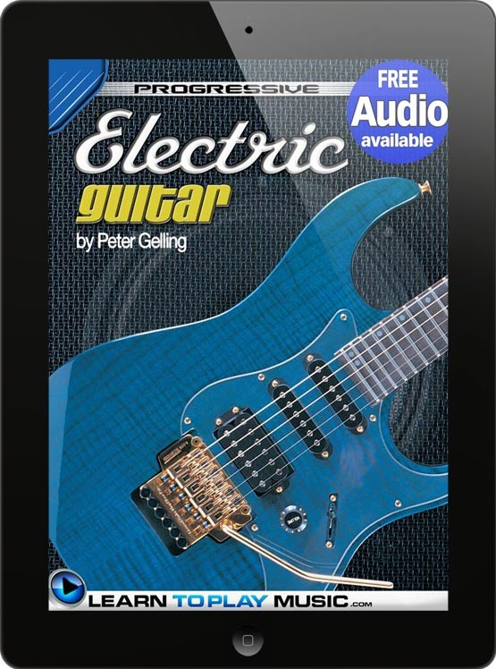 How to Play Guitar - Electric Guitar Lessons for Beginners