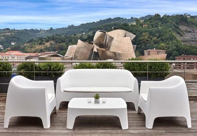 salon de jardin moderne vondom