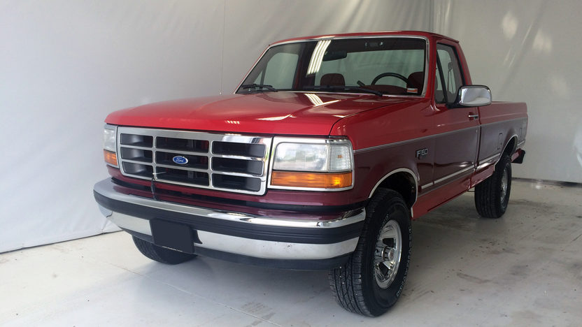 1992 Ford F150 XLT Pickup | F135 | Denver 2015