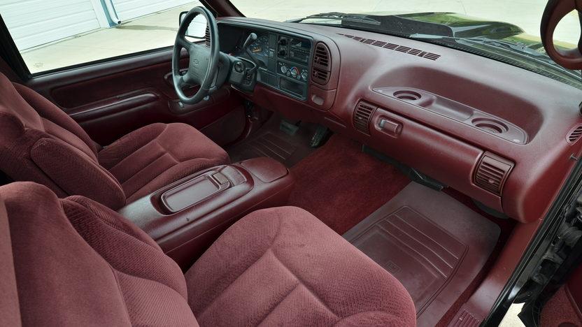 1995 Chevrolet Silverado Pickup S156 Des Moines 2012