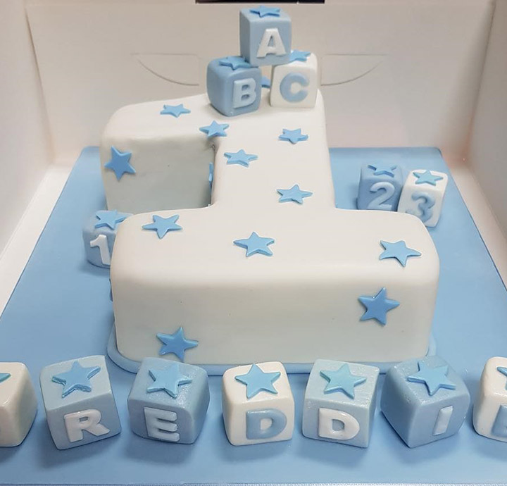 39 Awesome Ideas For Your Baby S 1st Birthday Cakes