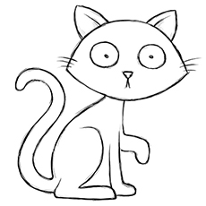 Halloween Cats | Free Printable Templates & Coloring Pages ... | 230x230