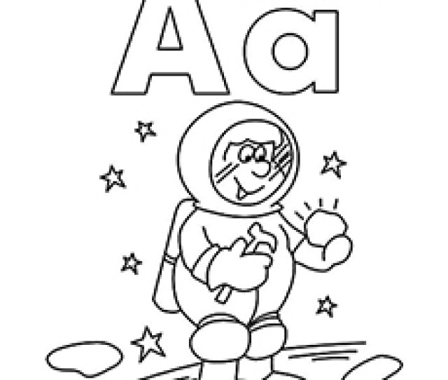 Top  Free Printable Astronaut Coloring Pages Online