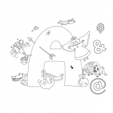 a coloring pages # 9