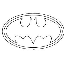 batman printable coloring pages # 6