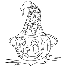 pumpkin coloring pages to print # 56