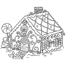 Rumah permen