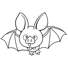 coloring pages halloween coloring page bat within bat coloring pages