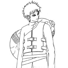 naruto shippuden coloring pages # 59