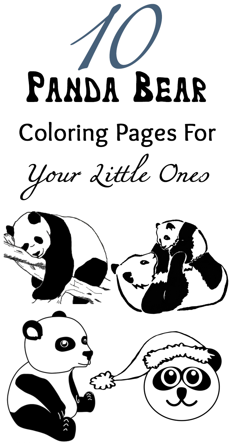 top 25 free printable cute panda bear coloring pages online