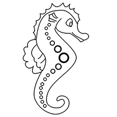 tropical fish coloring pages # 1