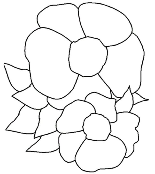 Top 29 Free Printable Beautiful Rose Coloring Pages for Kids