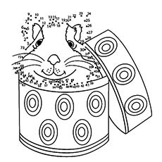 guinea pig coloring page # 23