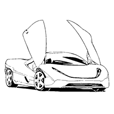 cool cars coloring pages # 5