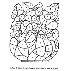 top 25 free printable flowers coloring pages online