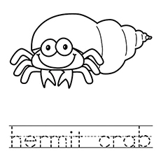 top 10 free printable crab coloring pages online