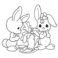 top 15 free printable bunny coloring pages online
