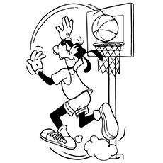 top 20 free printable basketball coloring pages online