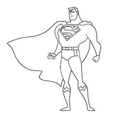 coloring pages of superheroes # 5