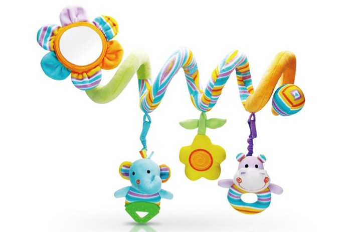 Kseey Sunflower Baby Crib Toy From Crib Critters