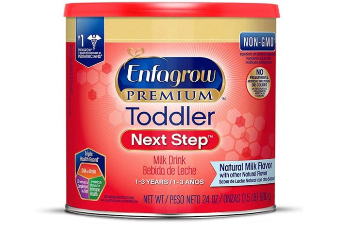 Enfagrow Toddler Next Step Milk Drink