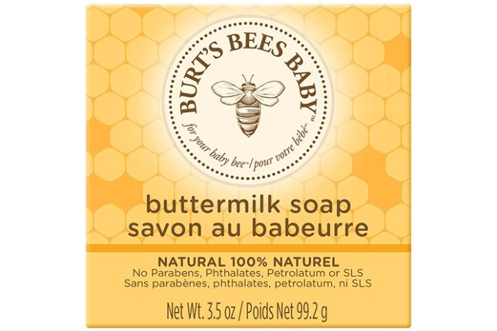 Burt's Bees Baby Bee Buttermilk Soap
