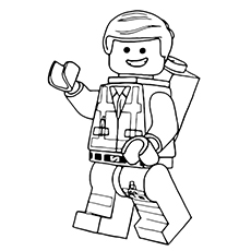 coloring pages lego # 3