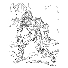10 amazing captain america coloring pages for your little one