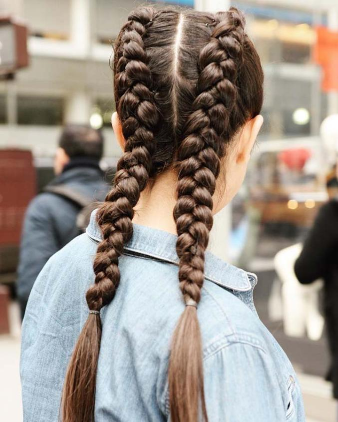 Pigtail Braid