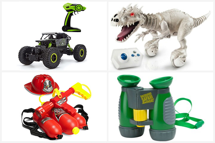 19 Best Gifts For 5-Year-Old-Boys