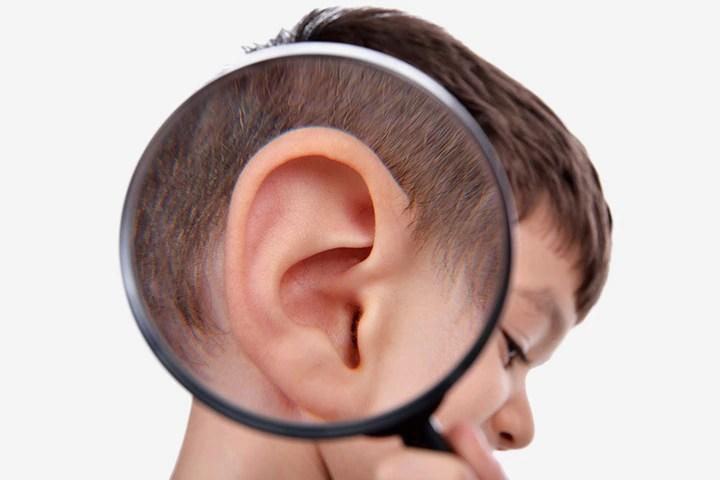 Image result for children ear infection