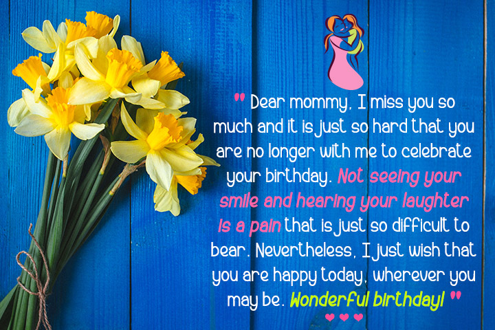 107 Happy Birthday Wishes For Mom With Love