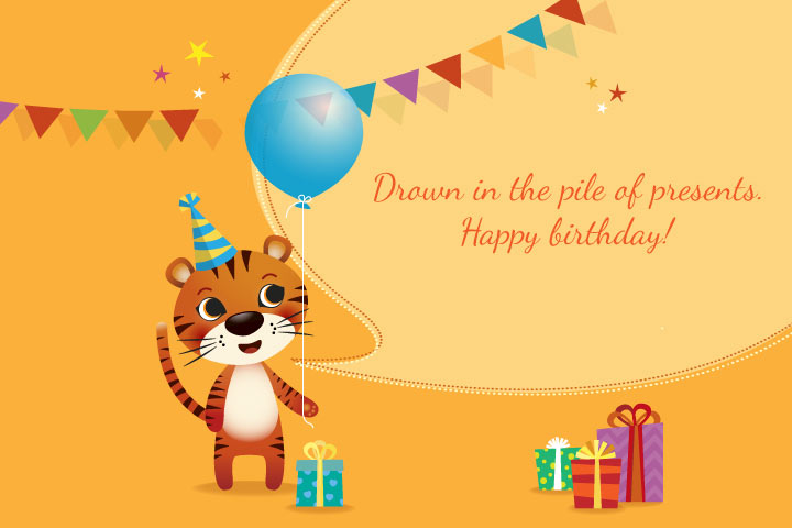 151 Happy Birthday Wishes For Kids