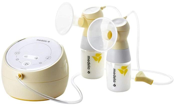 Medela Sonata Smart Double Electric Breast Pump