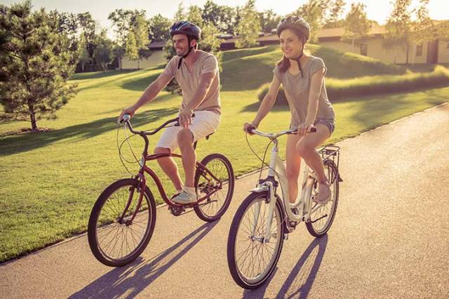 Bicycle around your city
