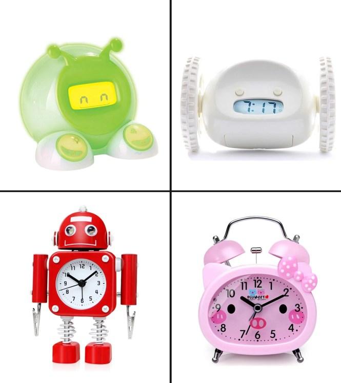 17 Best Kids Alarm Clocks In 2020