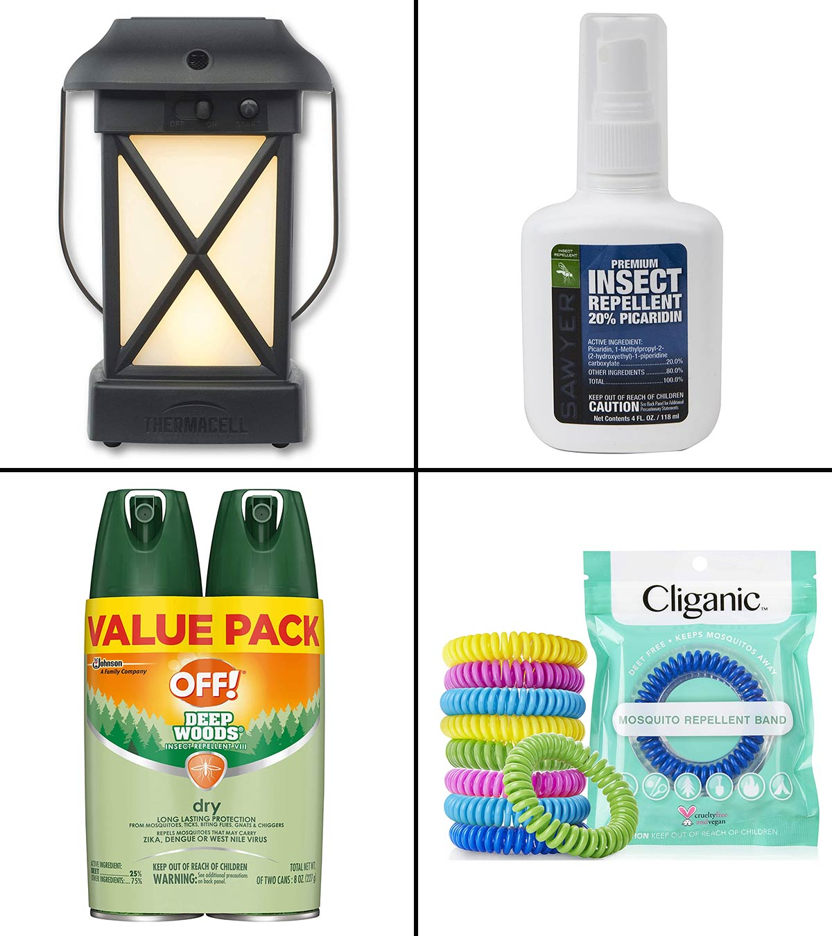 11 best bug repellents for camping in 2021