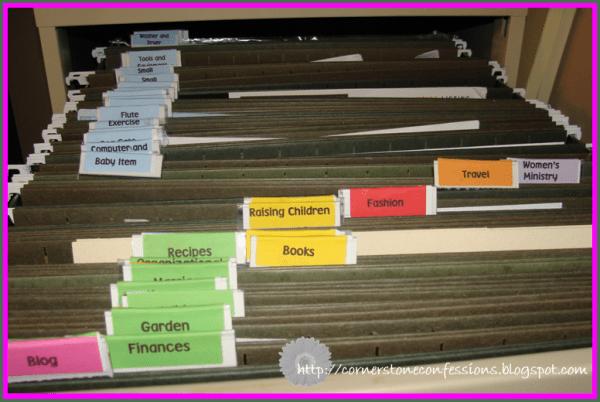 File Cabinet Labels Template Free | memsaheb.net