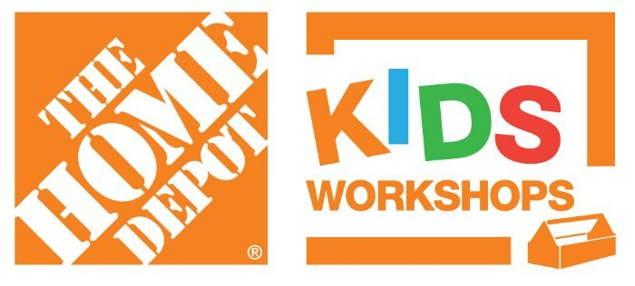 Free Kids Workshop At Home Depot On February 6 2016