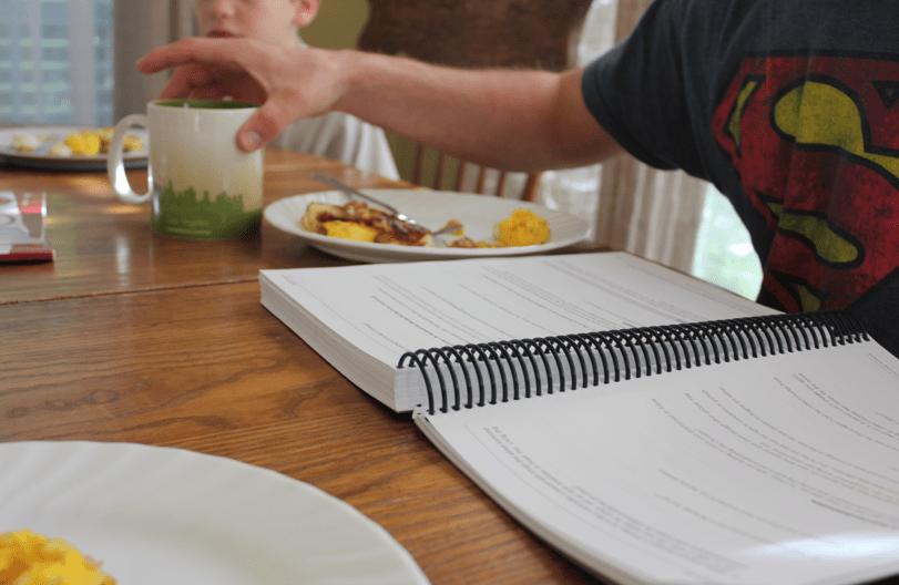 Why We Stopped Making Family Dinners a Priority