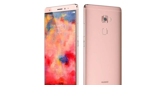 Huawei Mate S portada