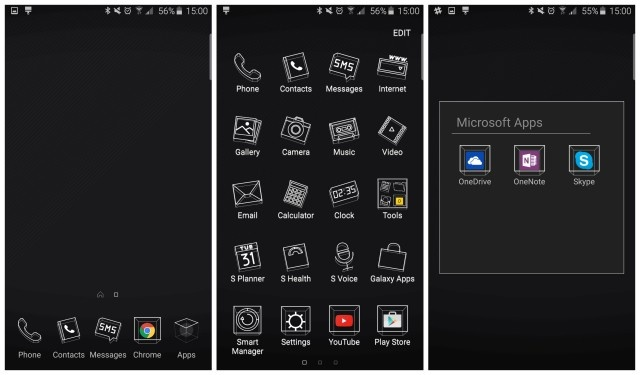 black Edition for Samsung Galaxy S7