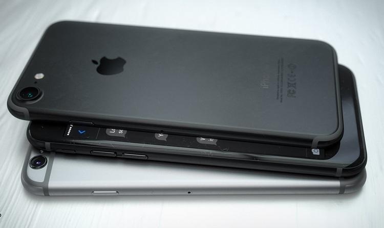 Imagen conceptual del iPhone 6SE