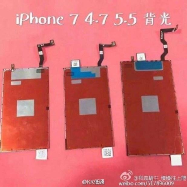 iPhone 7 panel pantalla