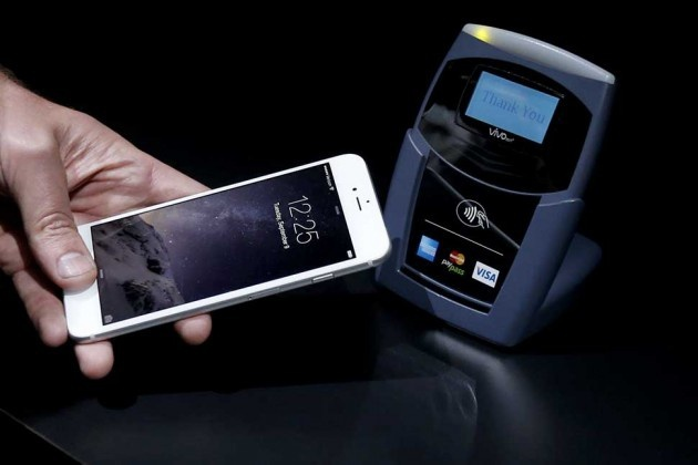 iphone seis con lector nfc